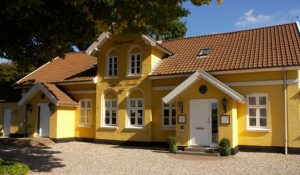 Alle hjemmemøder i Silkeborg holder vi på Restaurant Karoline Amalie.